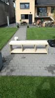 Tv-meubel steigerhout Katja